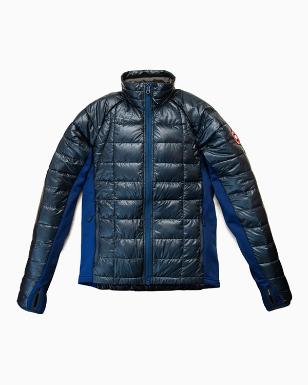 カナダグース | HYBRIDGE LITE JACKET (SPIRIT/PACIFIC BLUE)