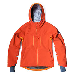 カナダグース | TRENTON JACKET (AMBER/SUNSET ORANGE)