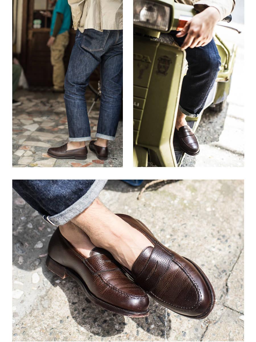 Crockett&Jones Men's Loafers Collection