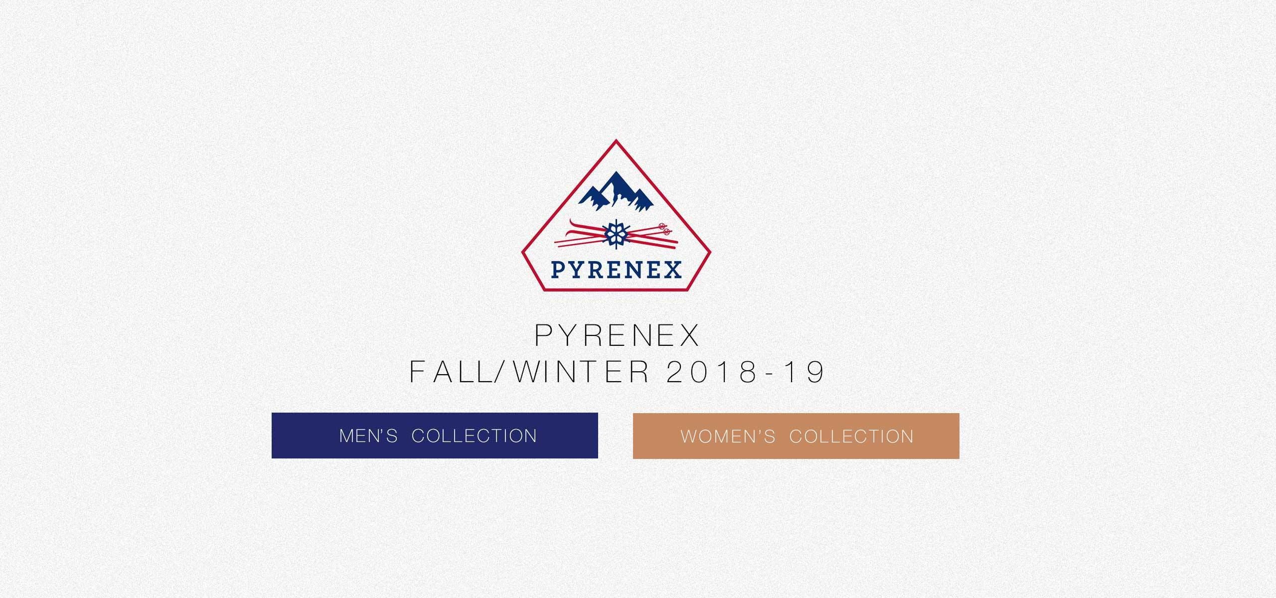 PYRENEX MEN 2018-19
