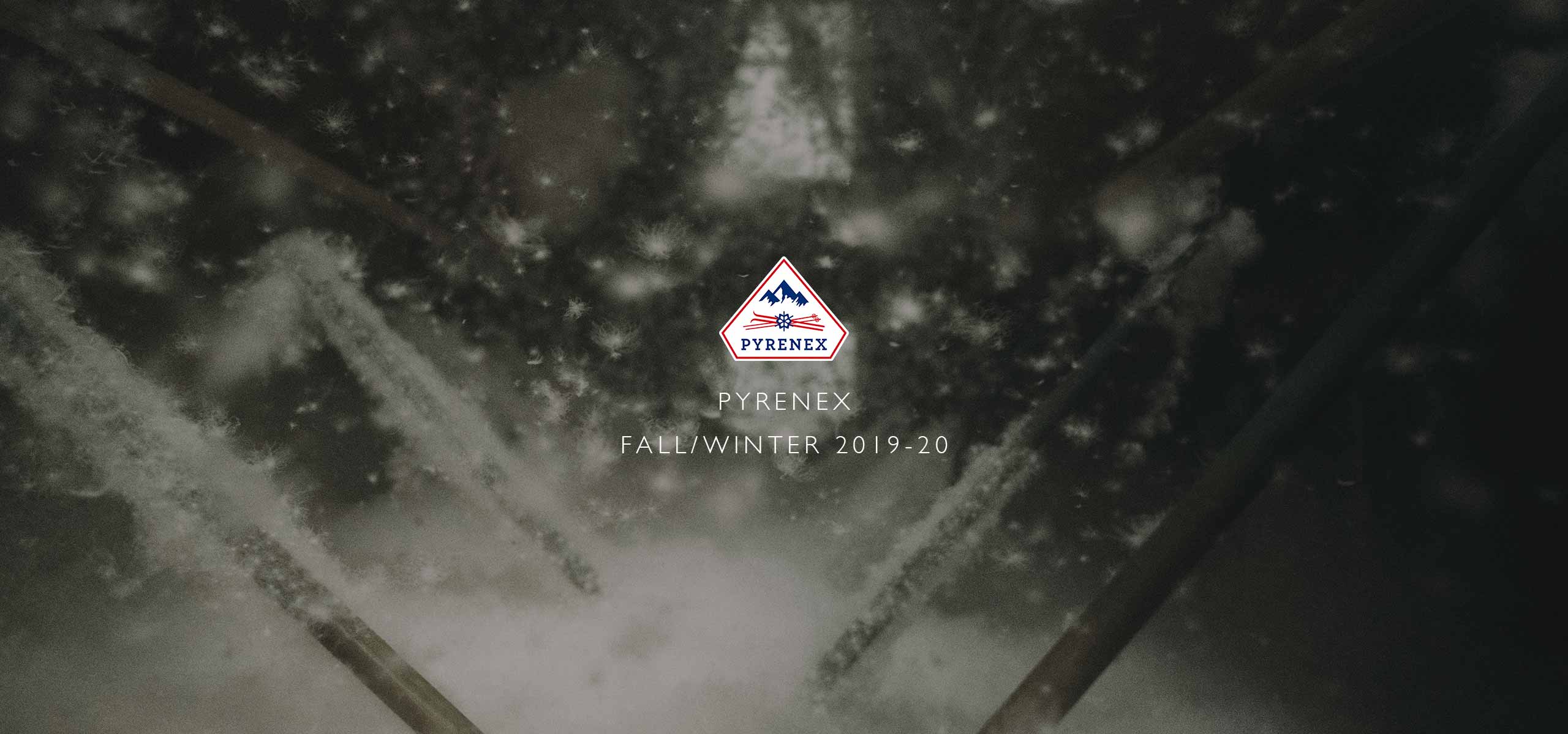PYRENEX FALL/WINTER 2019-20