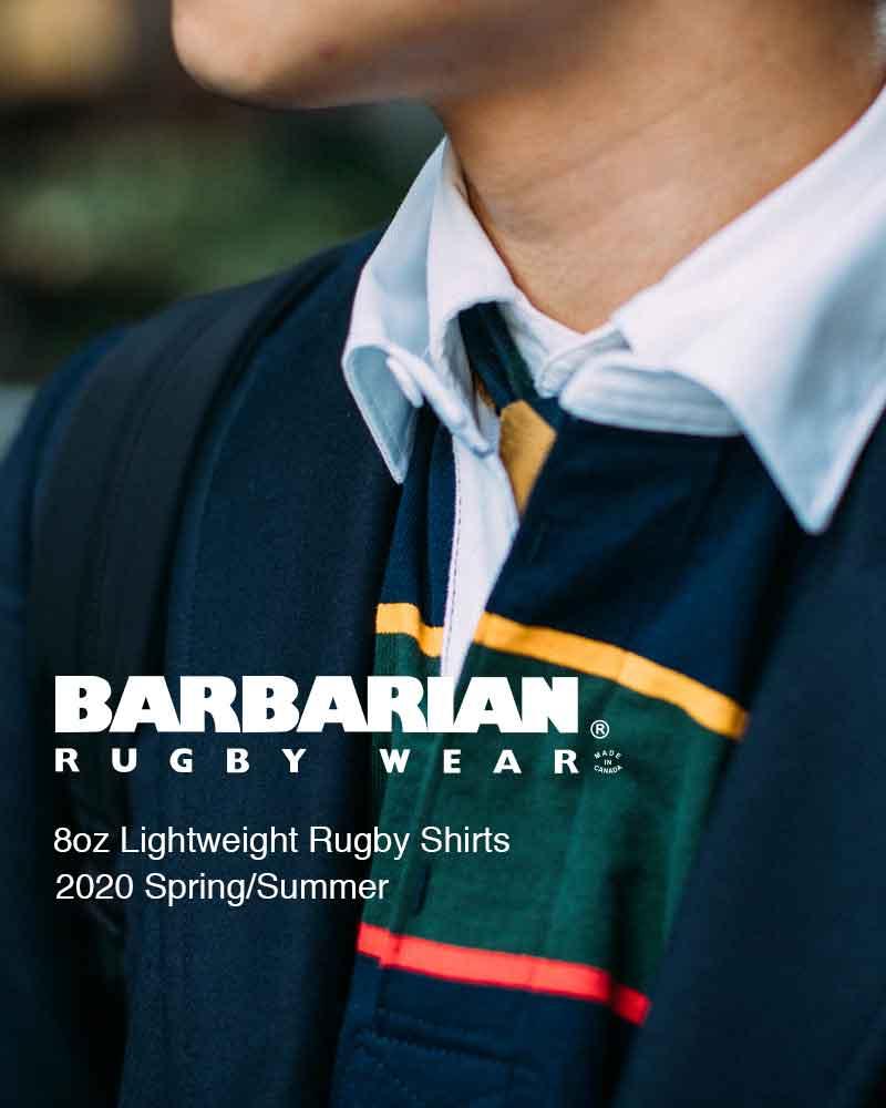 BARBARIAN 2020 S/S Vol.3