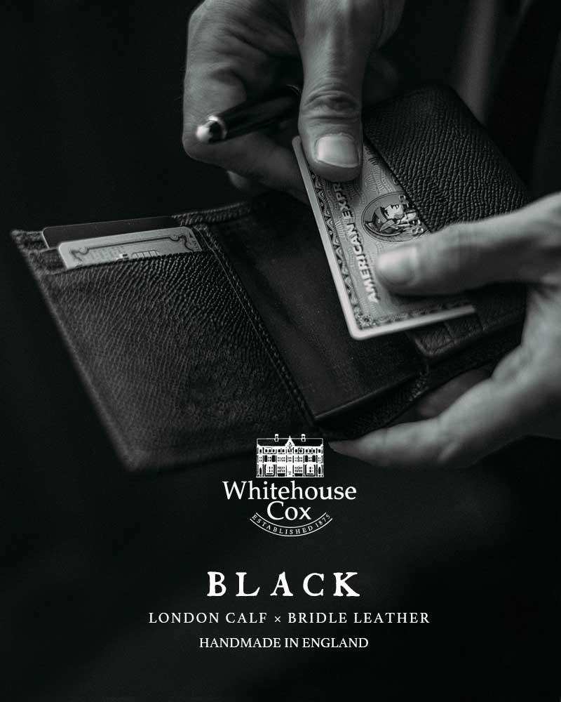 ロンドンカーフのブラックシリーズが今年も登場しました。