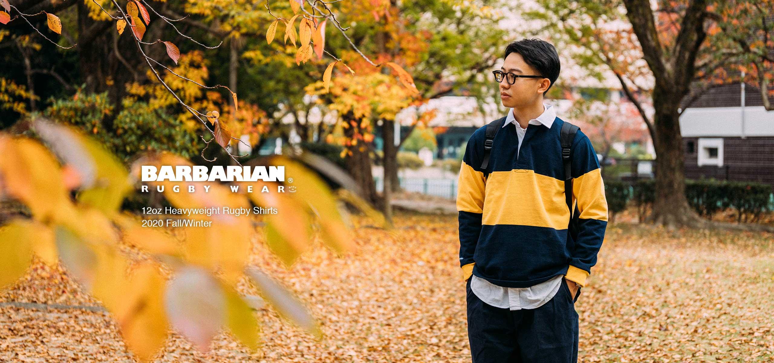 今季第一弾がようやく入荷しました -BARBARIAN 2020 F/W Vol.1 -