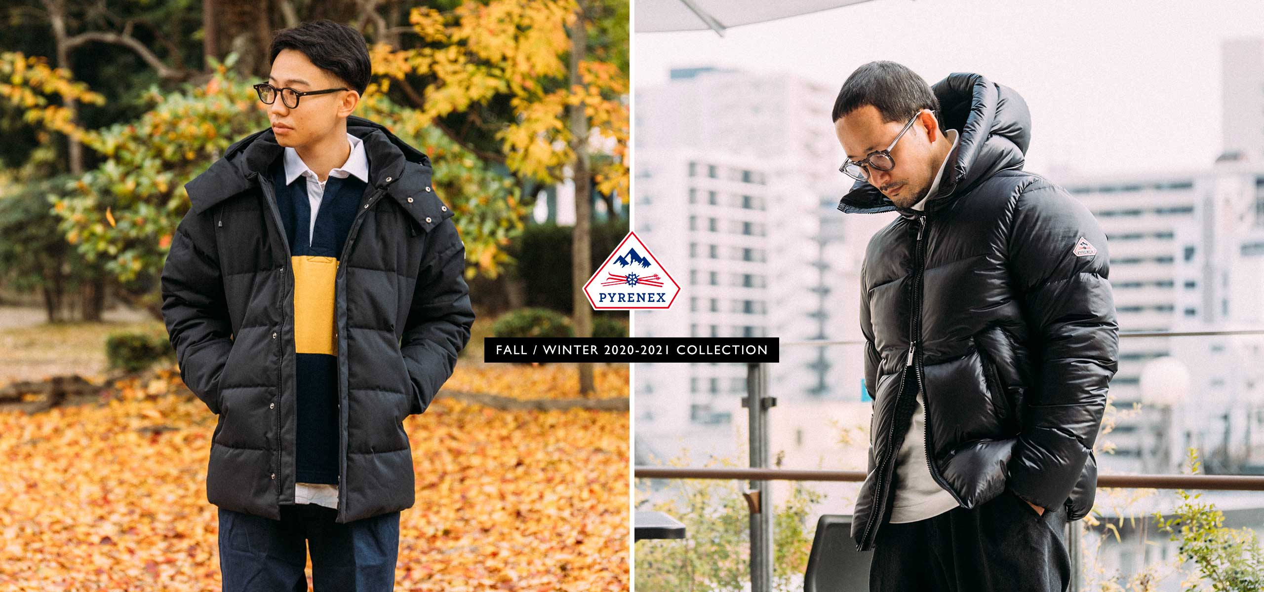 PYRENEX F/W 2020-2021 COLLECTION