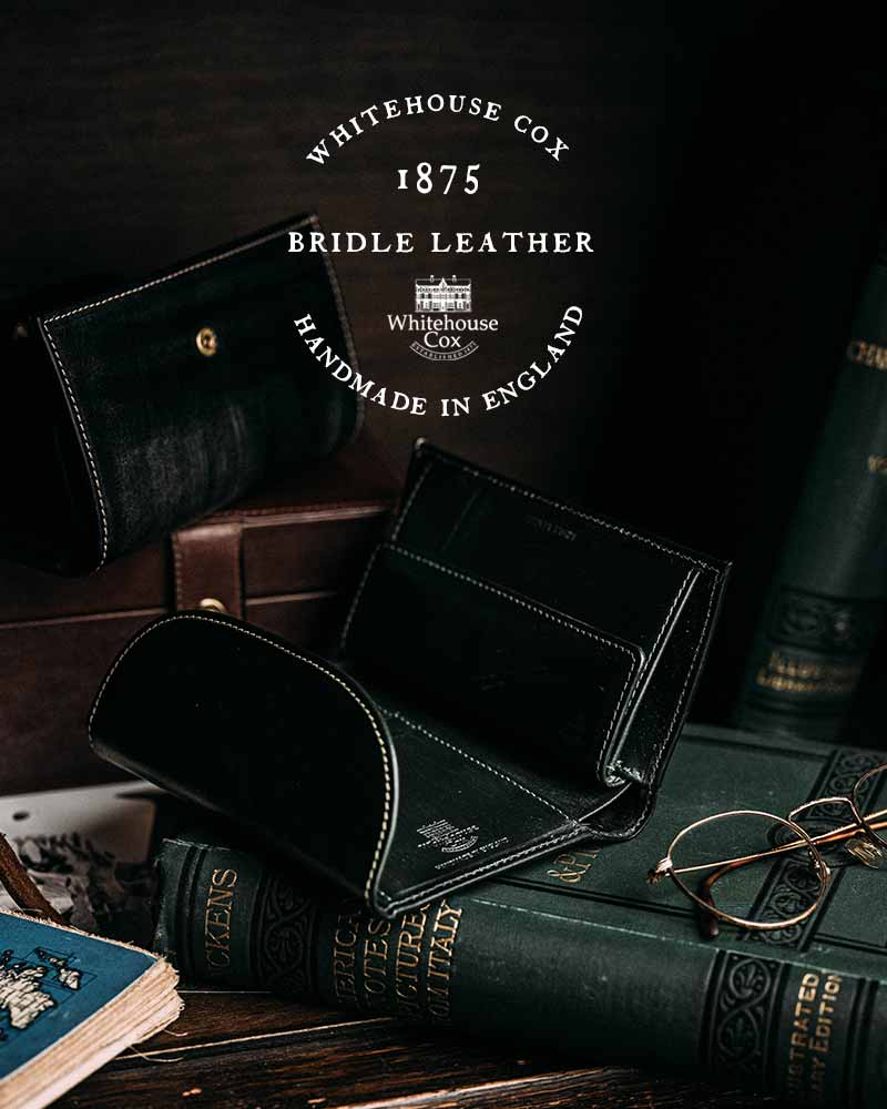 BRIDLE LEATHER COLLECTION