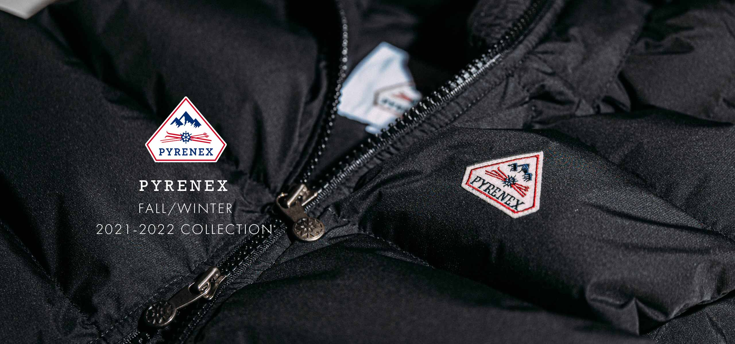 PYRENEX FALL/WINTER 2021-2022 COLLECTION