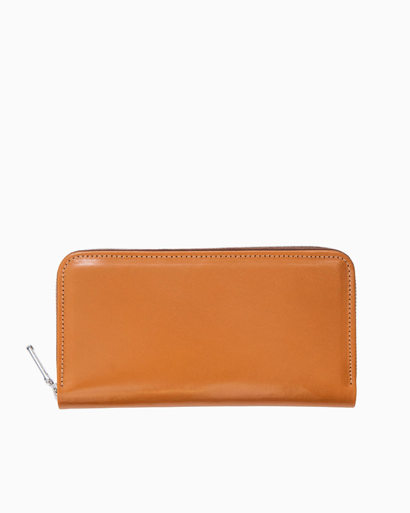 new concept fbbb6 913a1 Whitehouse Cox ホワイトハウスコックス S2622 LONG ZIP WALLET ...