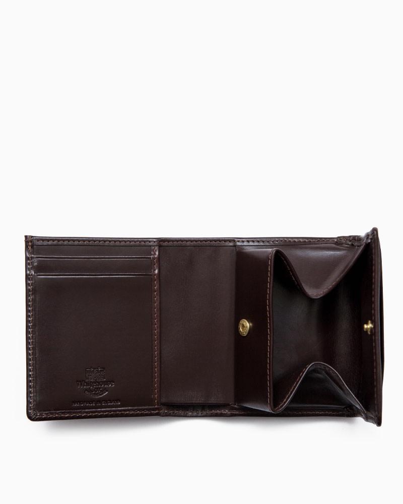 Whitehouse Cox ミニ財布 の内装画像