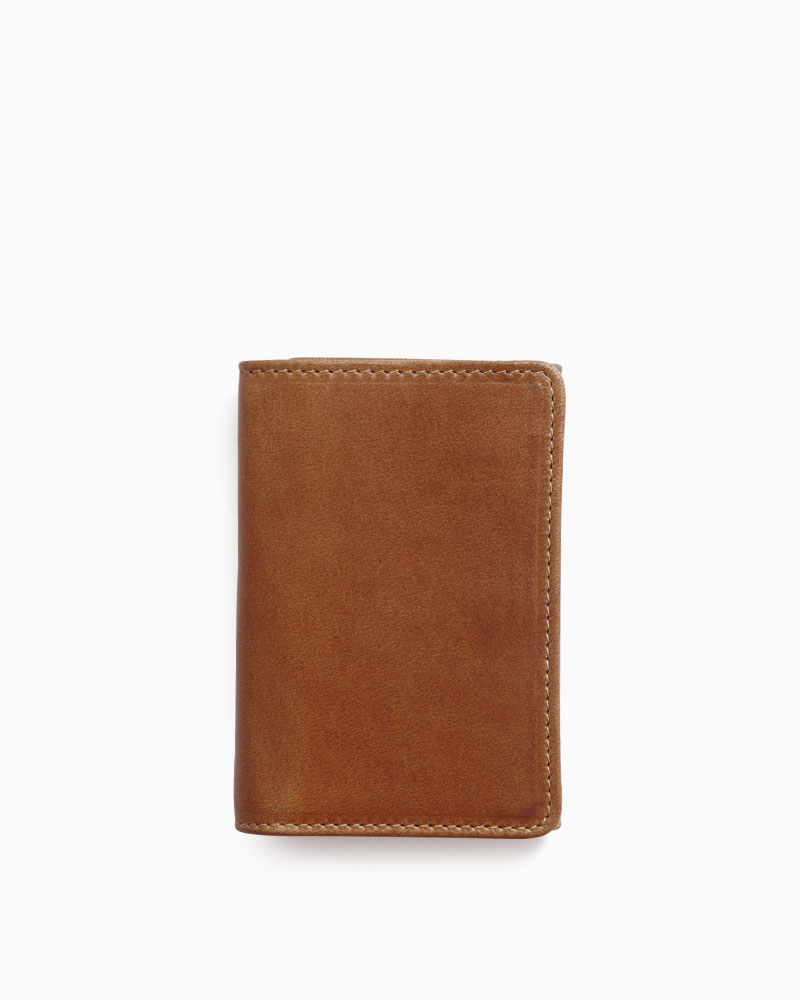 S3161 MINI FOLD WALLET / BRITISH COUNTRY LEATHER