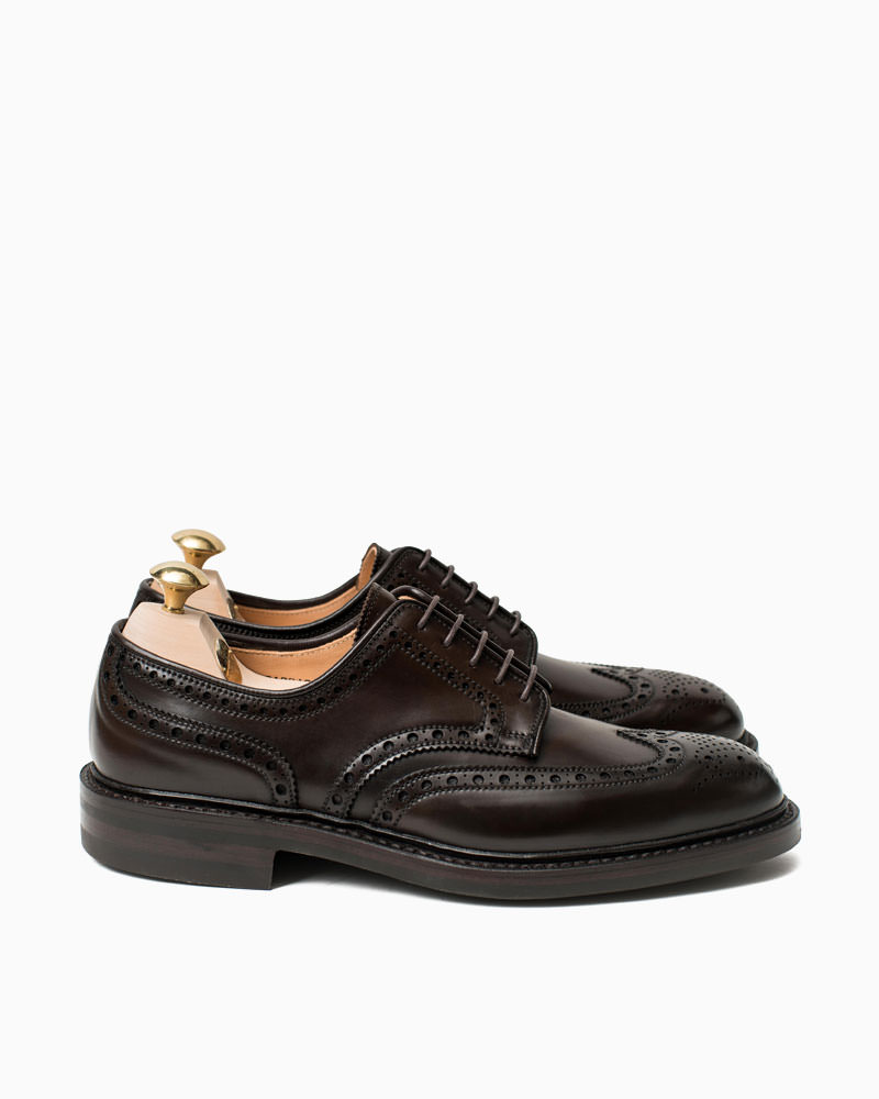 DARK BROWN CORDOVAN