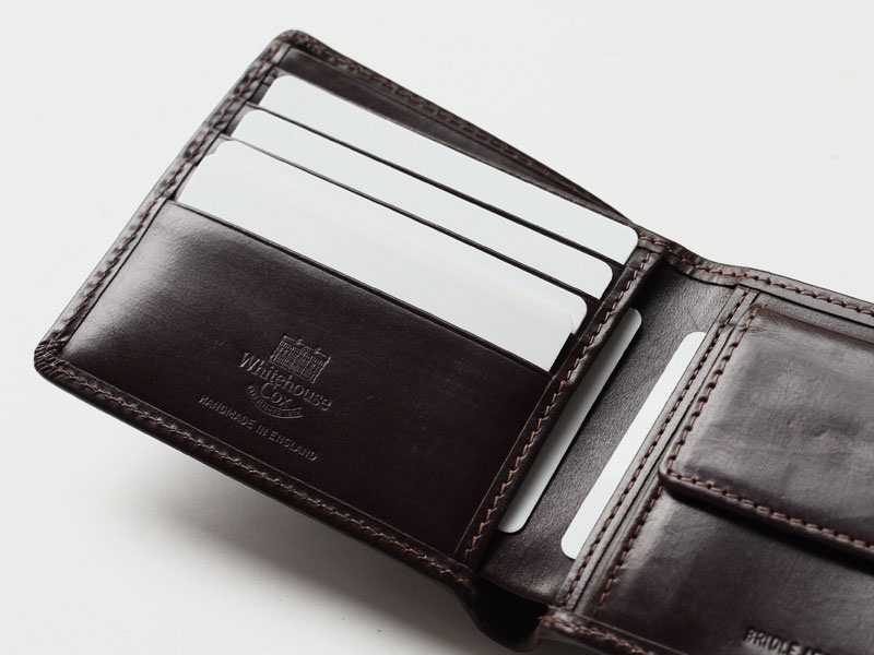100% authentic 5db80 6cd2f Whitehouse Cox ホワイトハウスコックス S7532 COIN WALLET 二 ...